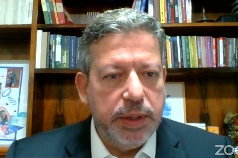 Arthur Lira: não podemos cair no vácuo da supressão da Lei de Segurança Nacional - (Foto: Reprodução/YouTube)
