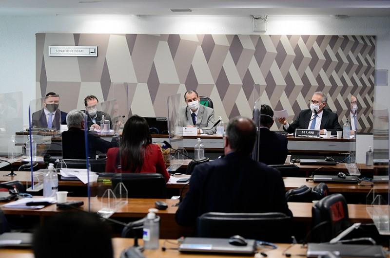 CPI fez no dia 15 a última reunião antes do início do recesso - Pedro França/Agência Senado