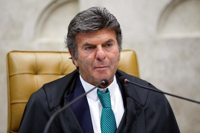 O presidente do Supremo Tribunal Federal (STF), Luiz Fux, se manifestou nesta quarta-feira (8) em resposta às falas do presidente Jair Bolsonaro nos atos de 7 de setembro. Senadores repercutiram nas redes sociais - Fellipe Sampaio/SCO/STF